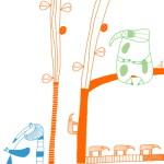Ludovica Cupi | In-vita sugli alberi