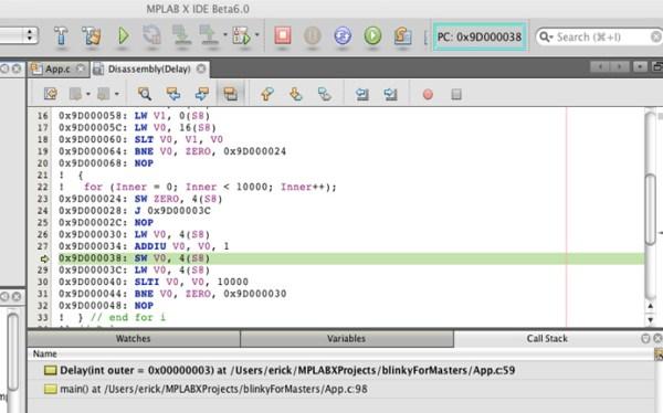 MPLAB X IDE Microchip Technology Inc