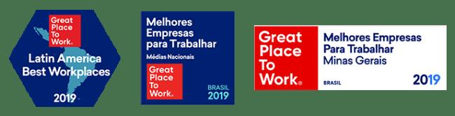 GPTW Melhores Empresas para Trabalhar