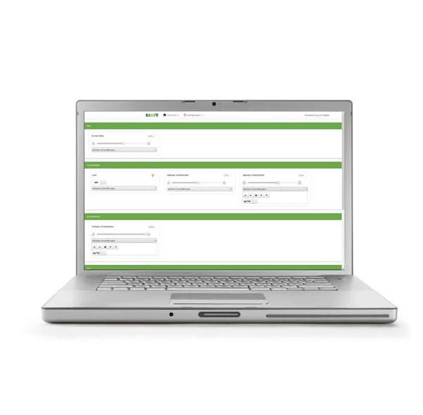 Commeo Server - Web App