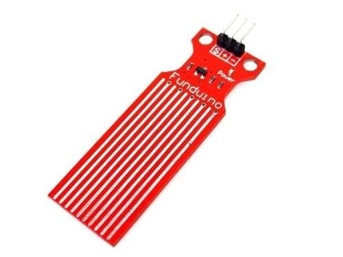 Arduino vízszint érzékelő