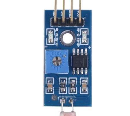 Digitális fényérzékelő modul