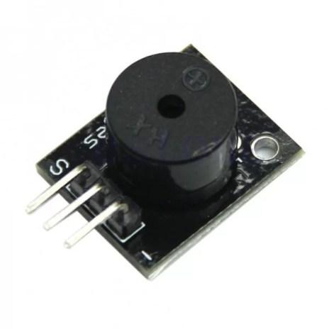 MQ2 Gáz érzékelő - Csipogó