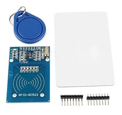 RC522 RFID kapu készlet