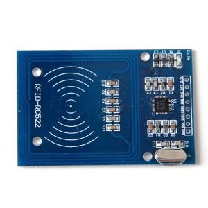 RC522 RFID kapu bekötése és tesztelése