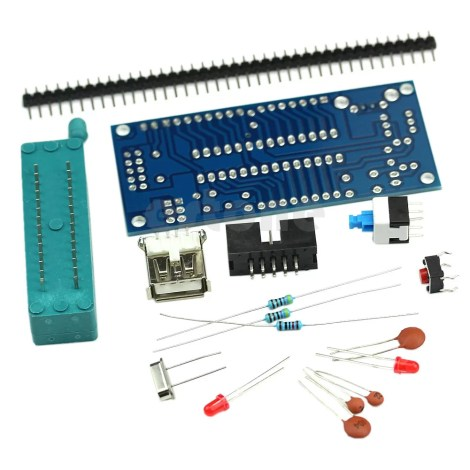 Atmega88 fejlesztő eszköz - USBasp