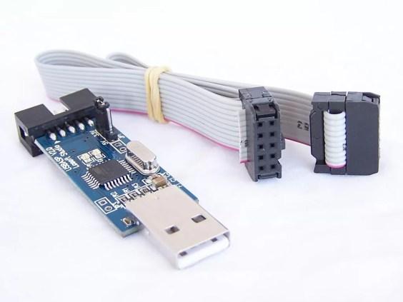 USBasp programozó