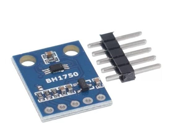 BH1750 - Fényerősség mérő szenzor