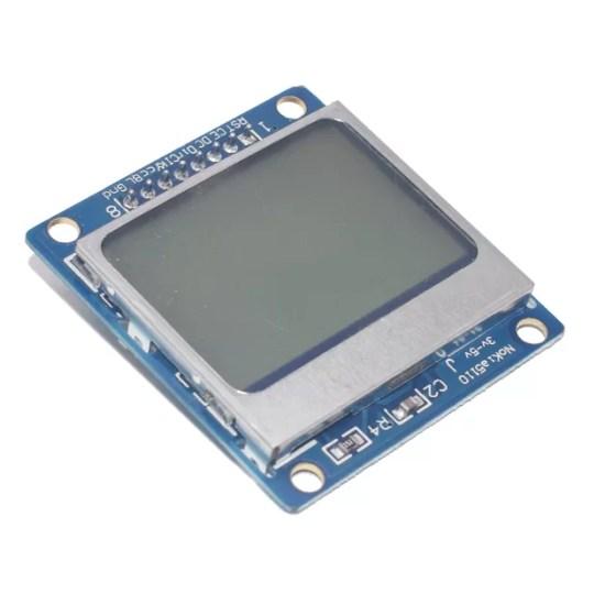 Nokia 5110 LCD Kijelző