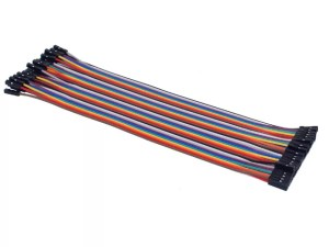 Dupont kábel 40 eres - Anya-anya 20 cm