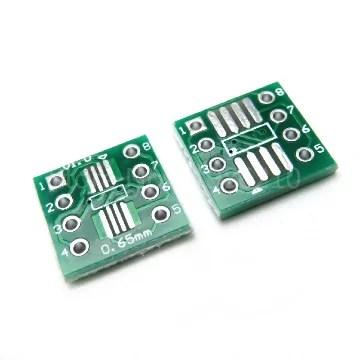 SOP8 - SSOP8 - SOIC8 - DIP átalakító