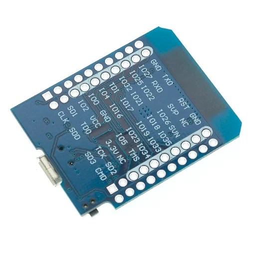 ESP32 - Wifi-BT mikrokontroller