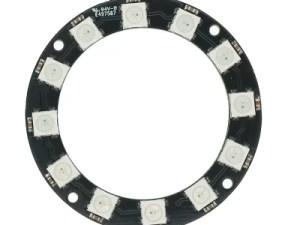 WS2812 - 12 bit címezhető LED
