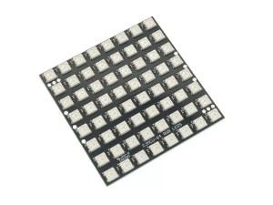 WS2812 - 8x8 címezhető LED mátrix