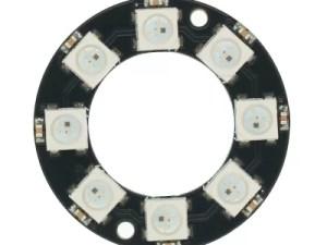 WS2812 - 8 bit címezhető LED