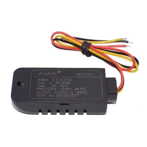 AM2301 Hő és páratartalom mérő szenzor