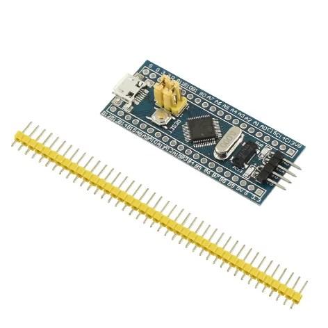STM32 Mikrokontroller - STM32F103C8T6