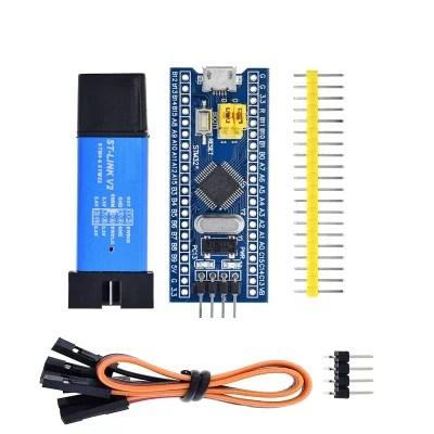 STM32 - STlink V2 programozó