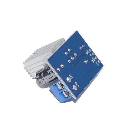 TDA2030 - D osztályú erősítő