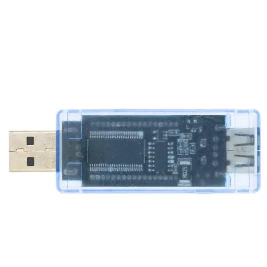 USB Feszültség és áramerősség teszter