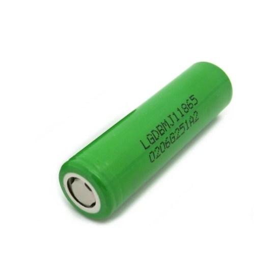 18650 - LG MJ1 - Akkumulátor - 3500mAh
