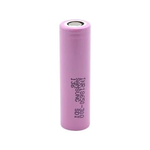 18650 - Samsung - Akkumulátor - 3000mAh