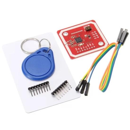 PN532 - RFID Kártya író és olvasó modul