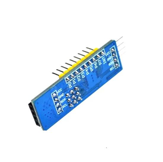 PC8574 - IO bővítő modul