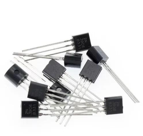 180 db-os Tranzisztor készlet