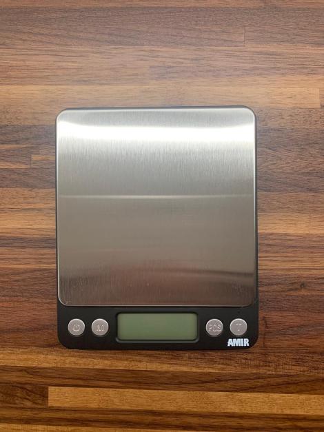 Digital Pocket Scale for Microdosing Scale Psilocybin | Microdose Bros