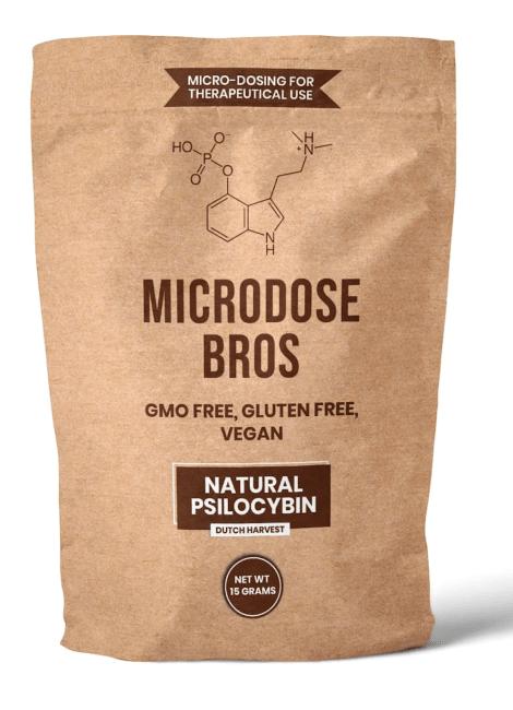 Microdose Bros Shop | Buy Magic Truffles | Organic Mushroom Powder