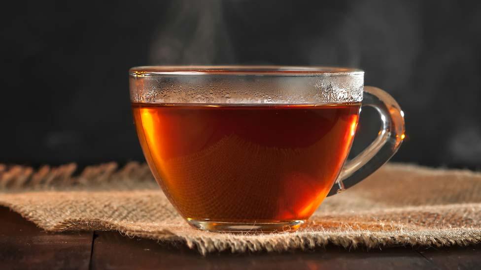 magic truffles in tea