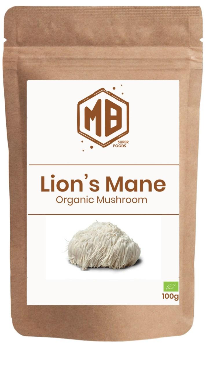 MB Superfoods Lions Mane