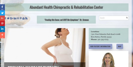 Abundant Health Chiropractic and Rehabilitation Center