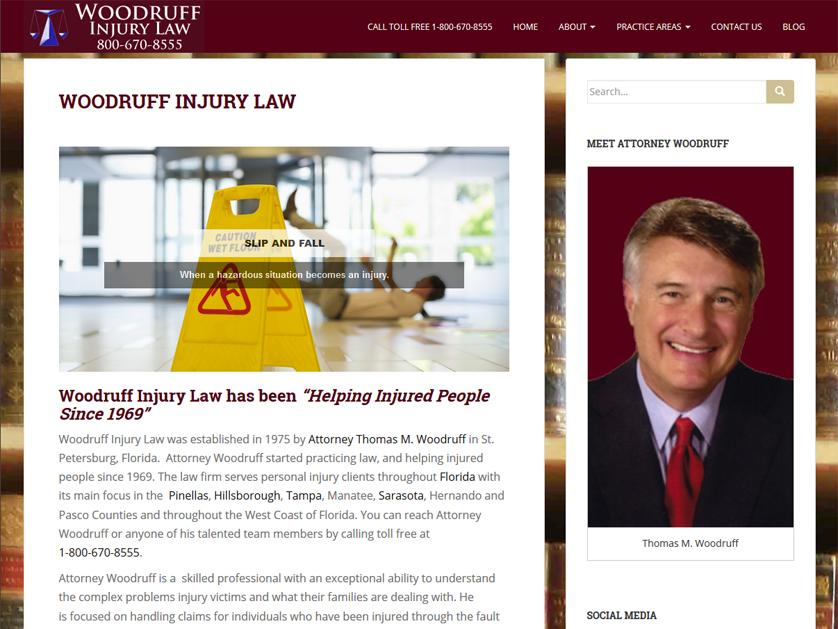 Woodruff Injury Law