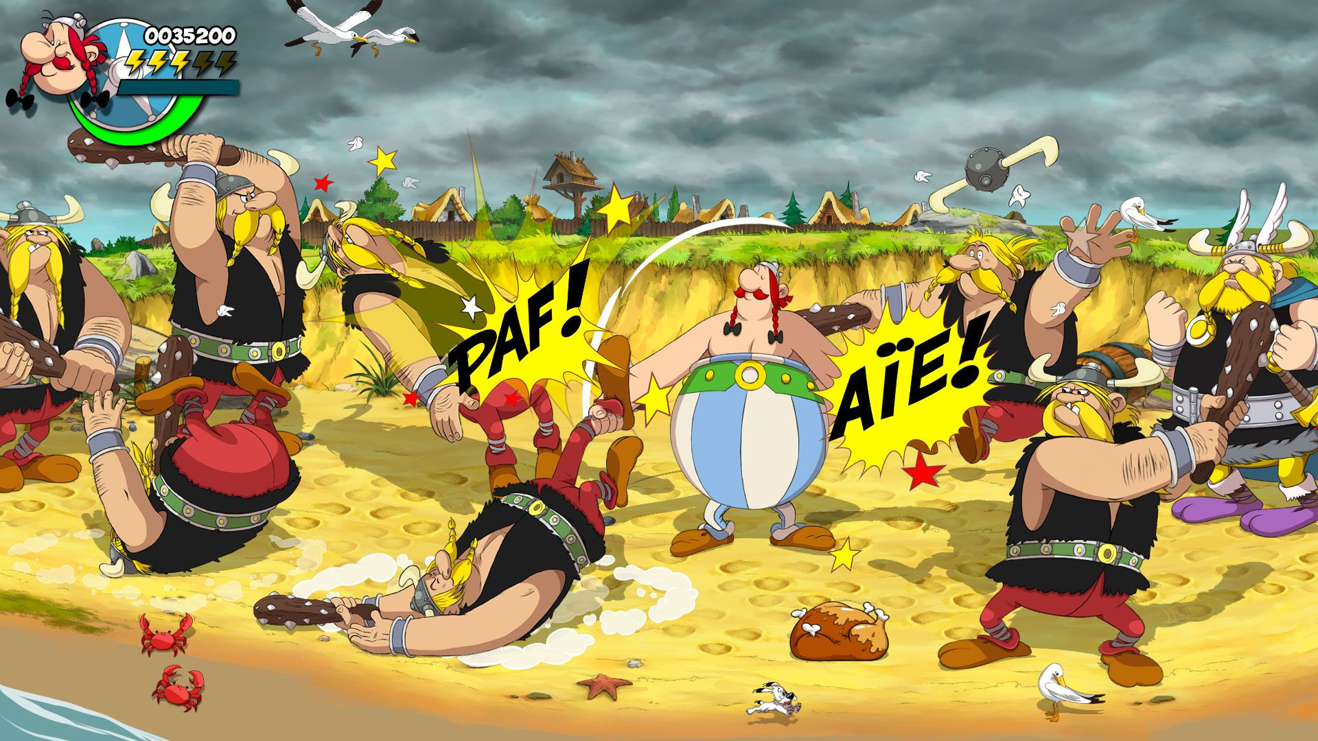 The celts were tribes of warriors who shared a similar language, religion and culture. Asterix Obelix Slap Them All Microids