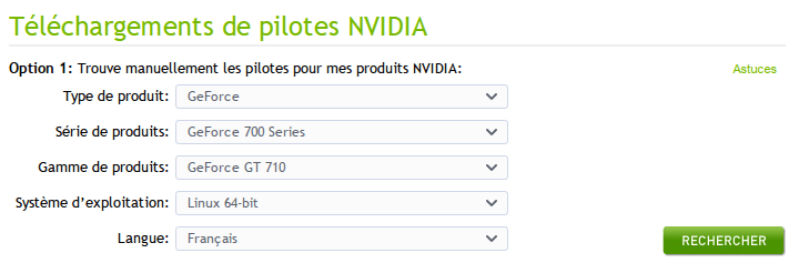 OpenSUSE NVidia