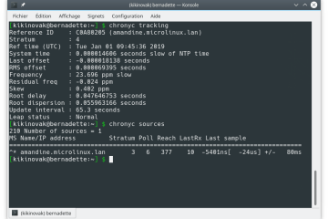 OpenSUSE Client NTP