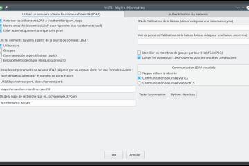YaST Client LDAP