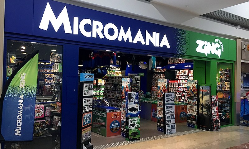 magasin jeux video provins centre