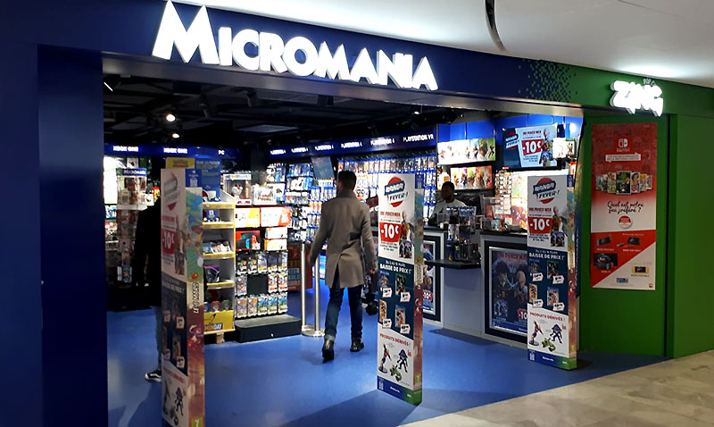 magasin jeux video les halles 210