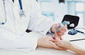 A patient has blood drawn for diabetes for CCM and billing for CPT 99490
