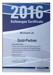 Kollmorgen Certified Partner