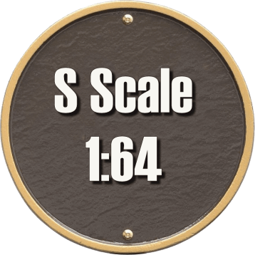 S Scale (1:64)