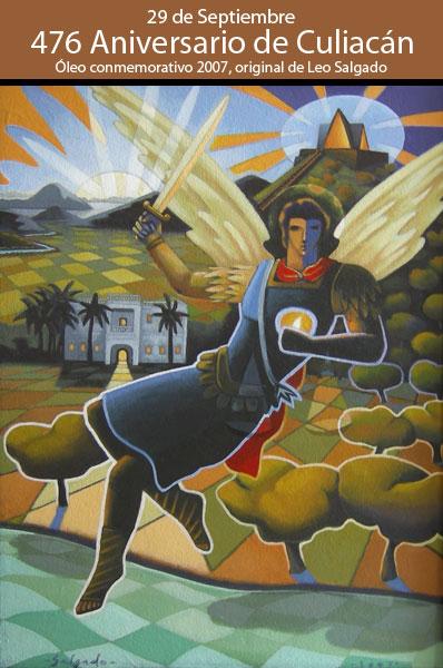 476 Aniversario de Culiacán