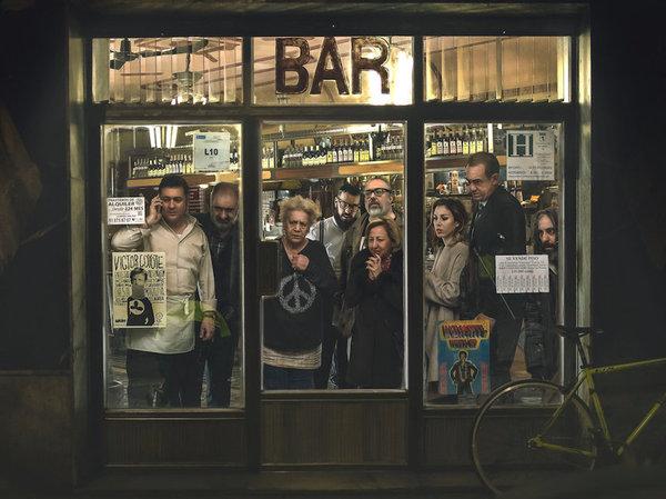 "Estrenos: crítica de ""El bar"", de Alex de la Iglesia"