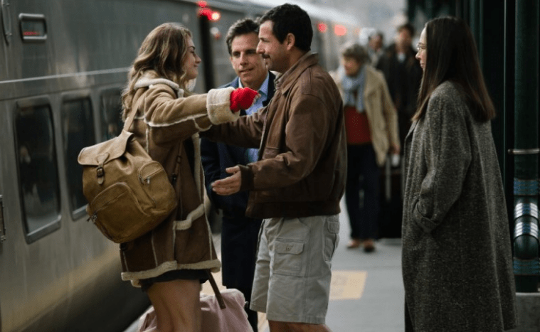 "Streaming: crítica de ""The Meyerowitz Stories (New and Selected)"", de Noah Baumbach"