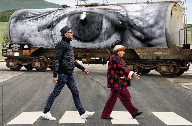 Estrenos: crítica de «Visages Villages», de Agnès Varda y JR