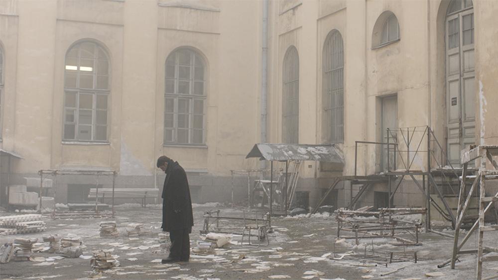 """Estrenos: crítica de """"Dovlatov"""", de Alexey German Jr."""