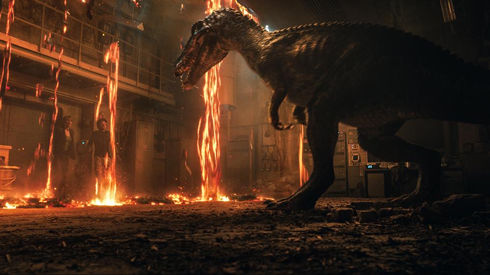 Estrenos: crítica de «Jurassic World: el reino caído», de J. A. Bayona